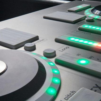 Yalp Fono DJ Booth