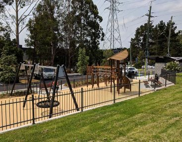 Carmen Drive Reserve Carlingford